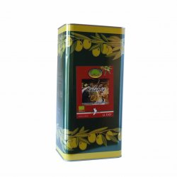 Olio d'oliva biologico
