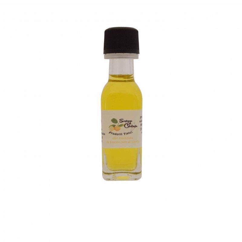 olio essenziale di limone puro al 100%