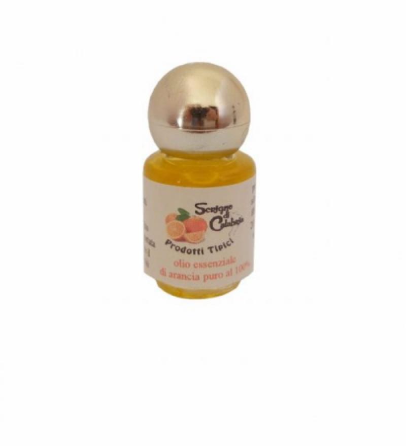 olio essenziale di arancio puro al 100%