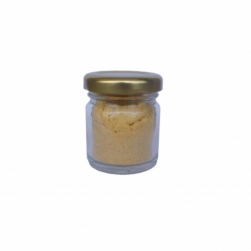 scorze di bergamotto essiccate in polvere