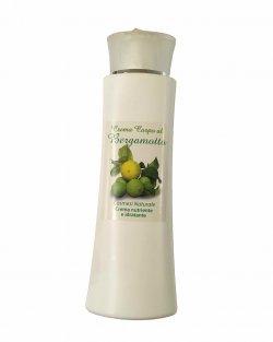 Crema corpo al bergamotto 250 ml.